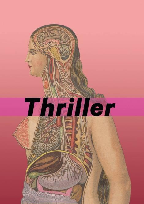 thriller plakat